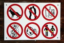 Правила поведения в Мостаре