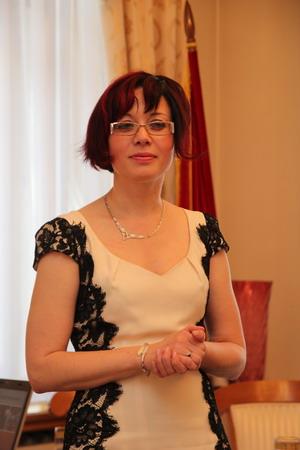 Моника Линхартова, директор MICE-департамента «AGL»