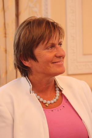 Ленка Папешова, генеральный директор «AGL»