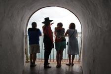 Из форта открывается завораживающий вид