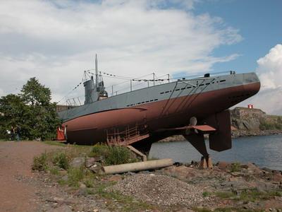 Подводная лодка «Весикко»