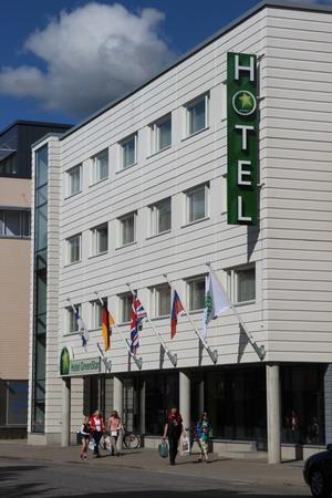Гостиница «GreenStar»
