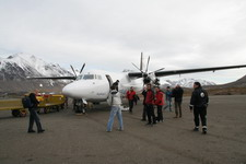«Fokker-50» компании Iceland Air