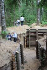 Мемориальная зона «Куутерселькя»