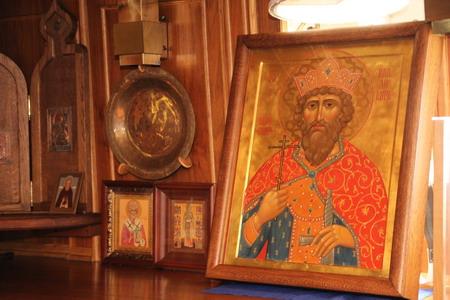 Икона Св. Владимира