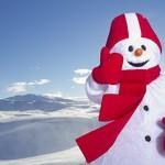 На неделю к снеговику Валле
