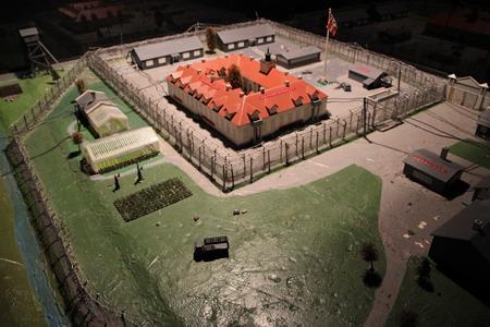 Концлагерь Фалстад во время войны
