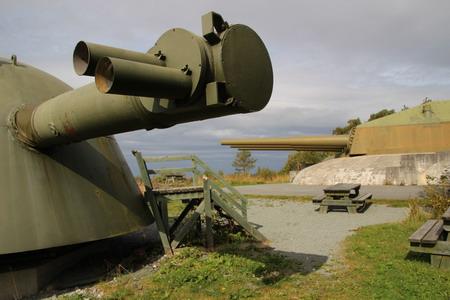 Артиллерийский дальномер тоже впечатляет размерами