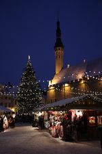 Рождественский Таллинн