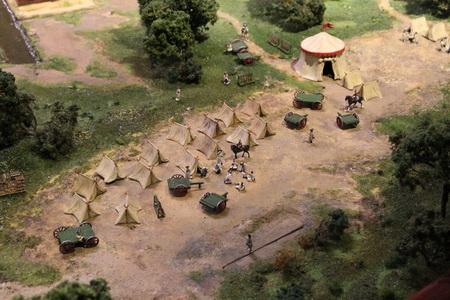Военный лагерь