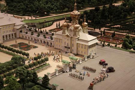 В императорских резиденциях всегда царит праздник