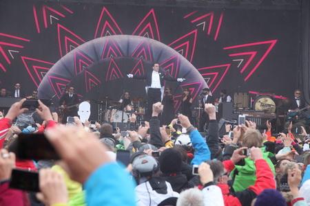 Концерт звезд мировой эстрады