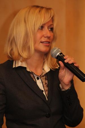 Ольга Логинова, представитель «Emirates» в Санкт-Петербурге
