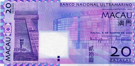 Патака - валюта Макао