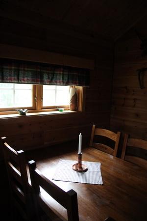 Место для отдыха и медитации