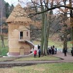 В Павловск вернулись Пиль-башня и Девушка с зеркалом
