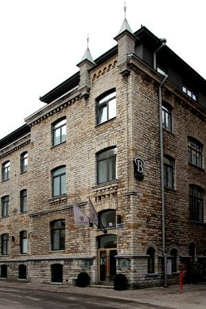 Гостиница расположена в историческом здании