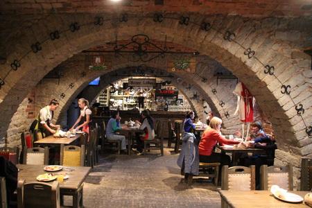 Ресторан немецкой кухни «Baieri kelder»
