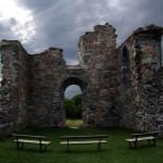 Норвегия. Монастырский сад на птичьем острове