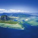 Маврикий. Скала под охраной ЮНЕСКО