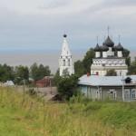 Россия. Калина красная в белозерских интерьерах