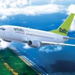 Дешевые авиабилеты от Air Baltic