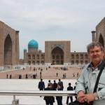 Узбекистан. Портал в прошлое