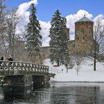 Финляндия. На Новый год в Савонлинну