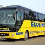 Россия. На автобусах Ecolines в Петрозаводск