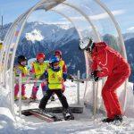 В Австрию за снегом