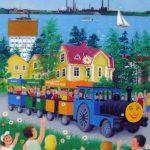 Финляндия. За адреналином, наивом и черной икрой