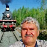 Россия. В Рускеалу на РЕТРО-поезде