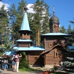 Россия. Три кирхи и Храмы Приозерья