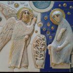 Выставка керамической иконы