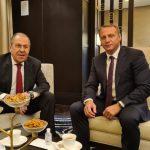 Министр туризма Израиля и Министр иностранных дел РФ обсудили возможность скорейшего открытия границ между странами